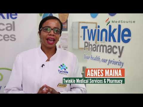 MSH Board visit to Twinkle Pharmacy a Kenyan Community Pharmacy