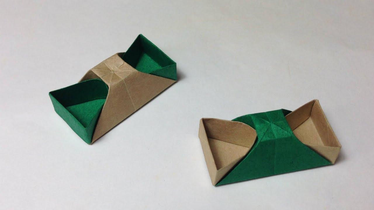 How to make a duck chopstick rest from a chopstick wrapper ... | 720x1280
