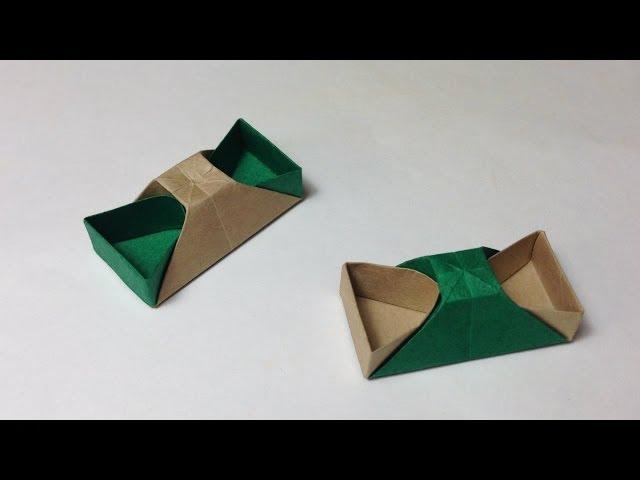 簡単 折り紙 折り紙で作る箸置き : kinarino.jp