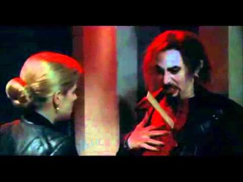 Buffy the Vampire Slayer Movie Pee Wee Death