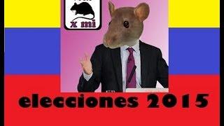 Elecciones alcalde 2015 (BOGOTA COLOMBIA) mi caso