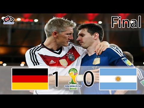 Germany vs Argentina 2-4 All Goals and Extended Highlights (Friendly) 2014 from YouTube · Duration:  17 minutes 31 seconds