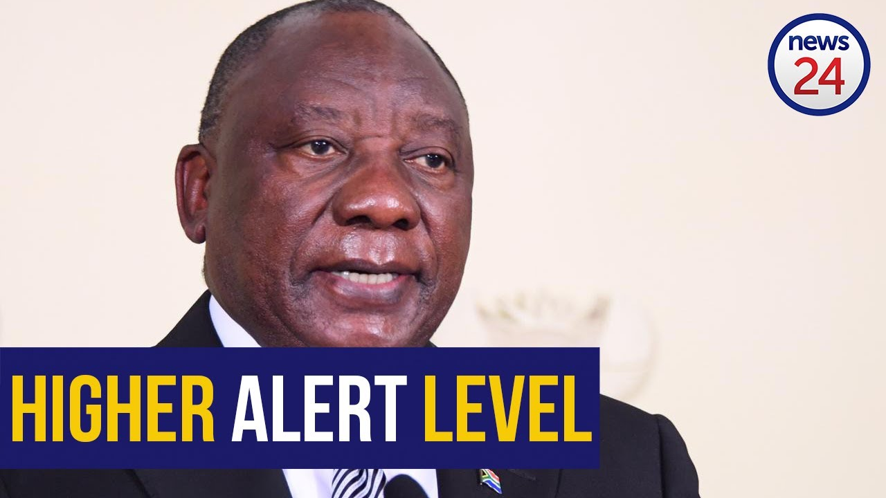 WATCH | Moving back to Level 4 or 5 will not necessarily reduce rate of transmission now - Ramaphosa - News24
