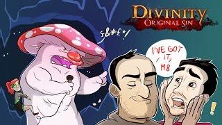 Divinity Original Sin: Mushroom Whisperers (Part 56) Team Double Dragon