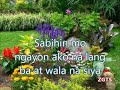 Ako na lang ang lalayo by fredric herrera w lyrics created by zairah mp3