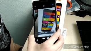 обзор бюджетного ,игрового телефона от Digma(vox s505 3g)