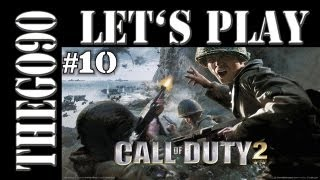 [Let´s Play] Call of Duty 2[#10][Briten]Operation Supercharge