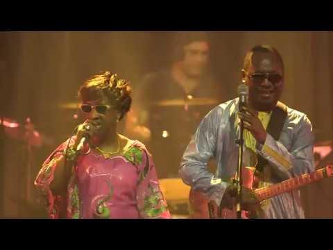 Amadou & Mariam - Bofou Safou (Live @ La Cigale - 08/09/2017)