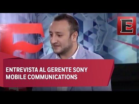 Rodrigo García y las novedades de Sony Mobile