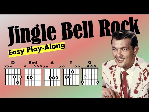 Jingle Bell Rock (Simplified) - Moving Chord Chart