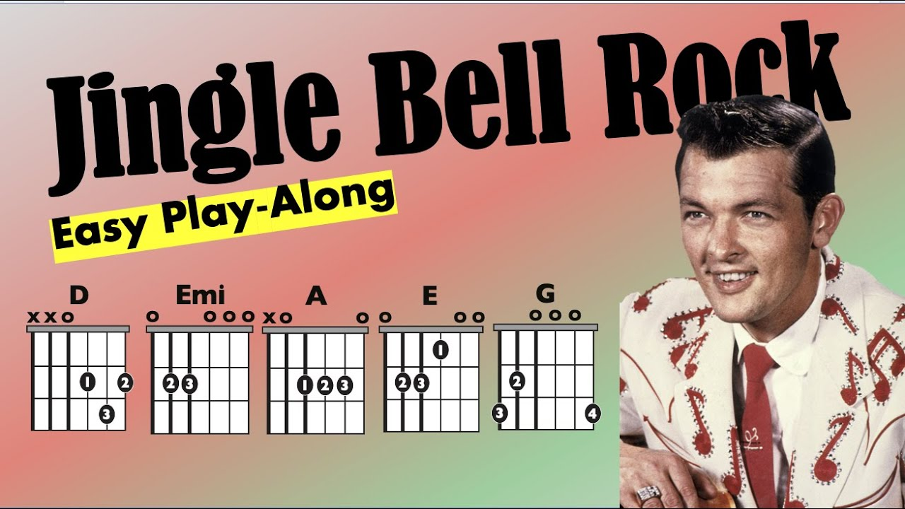jingle bell rock chords pdf