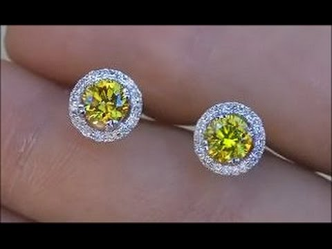 Canary Diamond Jewelry