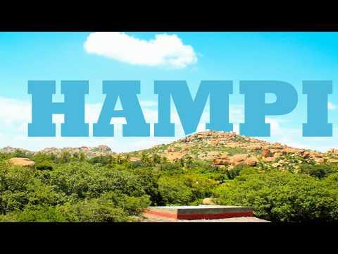 HAMPI Travel video [HD]