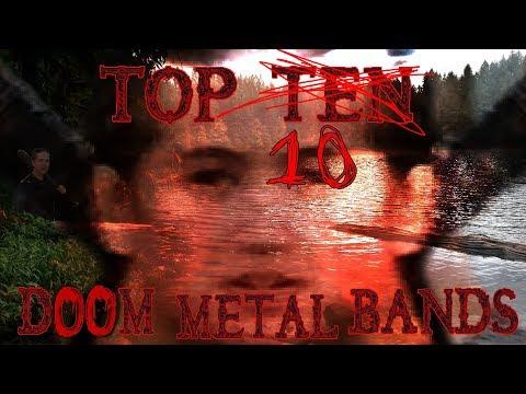 Top 10 Doom Metal Bands