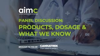 AIMC JUL 8 - Products, Dosage & What We Know
