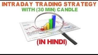 intraday trading strategie with 30 min candlestick