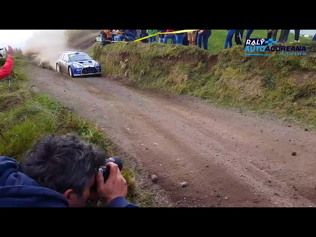 Highlights 🏁 LEG 1 Etapa 1 22/03 | Azores Airlines Rallye…
