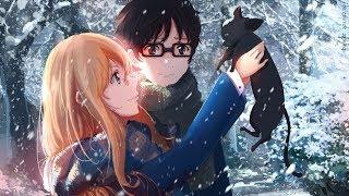 Аниме клип - Кошка и её человек