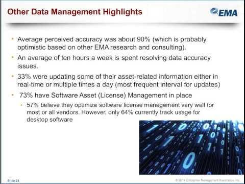 Next Generation IT Asset Management & IT Financial Analytics