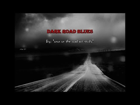 Dark Road Blues -  V/A