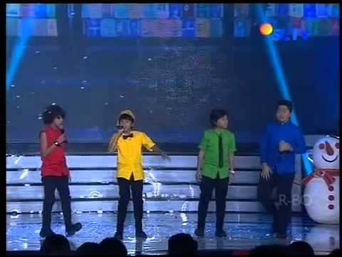 pengemar rahasia - coboy junior  what makes you beautiful
