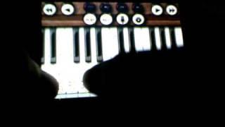 iPhone Organist - Okusenman