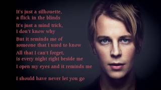 Tom Odell - Silhouette (Lyrics On Screen) HD