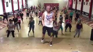 Ricardo Rodrigues - Zumba Fitness - Que rico la ponen - Chiquito team band