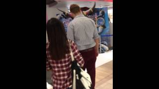 Mega Tokyo Pokemon Center First Encounter
