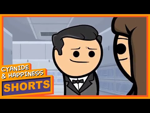 Agent 7 - Cyanide & Happiness Shorts