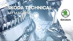 ŠKODA TECHNICAL: My Machine – Quality Centre