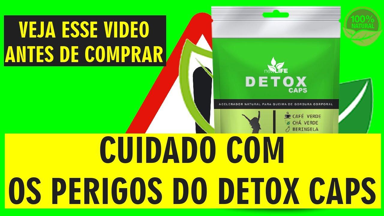 detox caps natural
