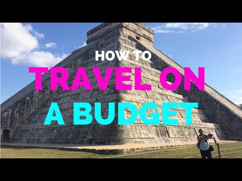How to Travel On A Budget - AirBnB, Kayak, TripAdvisor