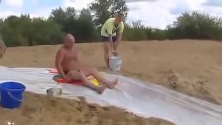Вот так надо летом отдыхать!