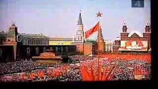 Red Square, Moscow, May 1, 1986 - Москва, Первомай 1986