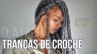 Tranças de crochê | Box braids | Olaj Arel
