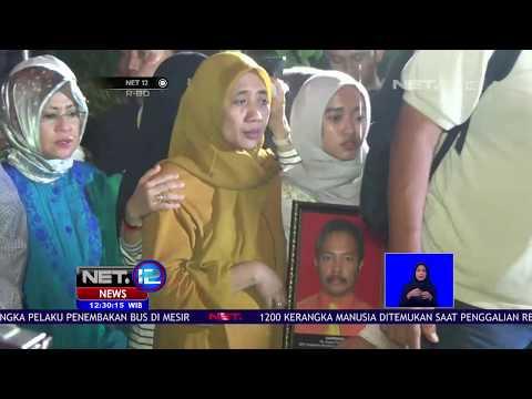 Ahli Waris Akan terima Uang Santunan 1,25 Milliar Rupiah Terkait Korban jatuhnya Lion Air- NET 12 Mp3