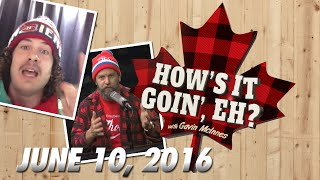 Bernie's biggest fan (in Quebec) PLUS one Canadian's fix for America thumbnail