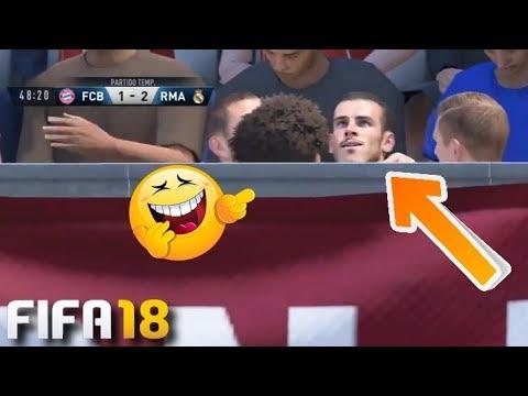 FIFA 18 Fail Compilation | Glitches & Humorous Moments Half #three