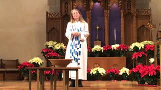 Rev. Susan Phillips, December 22, 2019