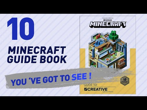 Minecraft Guide Book Collection // Trending Searches 2017