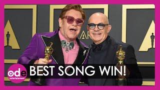 Elton John: Oscar win is an affirmation of hard work