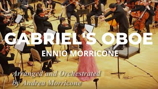 GABRIEL'S OBOE by ENNIO MORRICONE Arranged and Conducted by ANDREA MORRICONE_Concert for Cause GALA