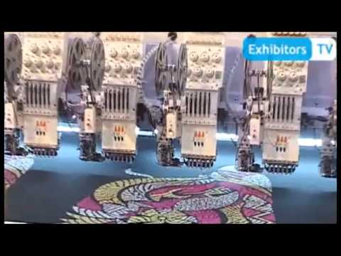Shabbir Textiles - A Trusted Name In Textile Industry (Exhibitors TV @ Textile Asia 2013)