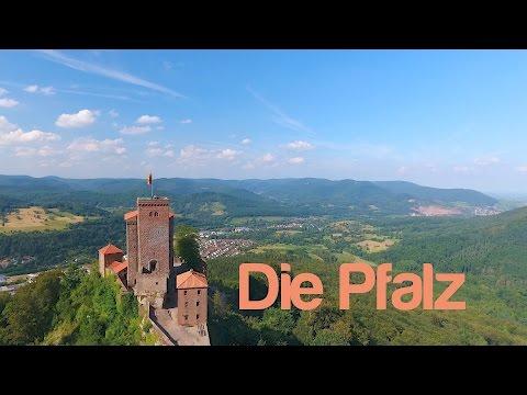Die Pfalz, Wein, Wald und Felsenburgen