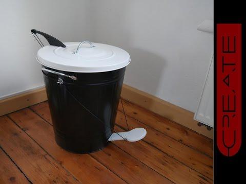 DIY Trash can opener / Ikea Hack