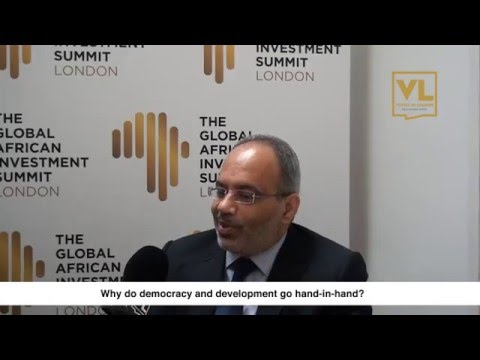 Dr. Carlos López EXECUTIVE SECRETARY UNITED NATIONS ECONOMIC COMMISSION FOR AFRICA TGAIS 15