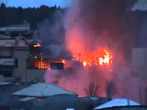 Bongao, Tawi-Tawi Fire Tragedy May 29, 2011 (2nd Video Footage).flv