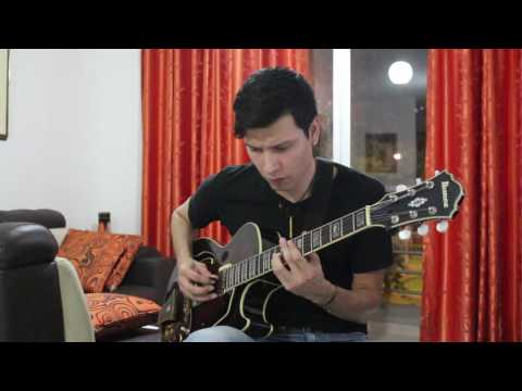 wes Montgomery - In your own sweet way (cover)