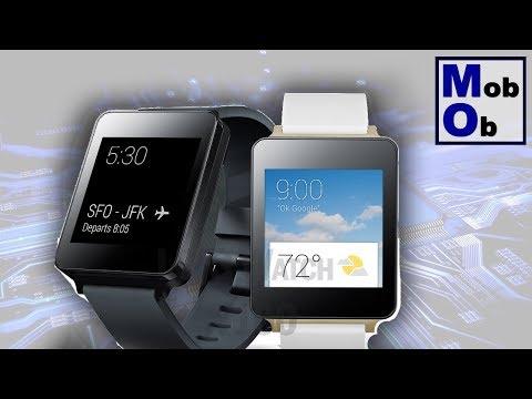 LG G Watch W100 в 2017 году